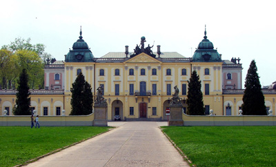 Tourist attractions in Poland - Białystok