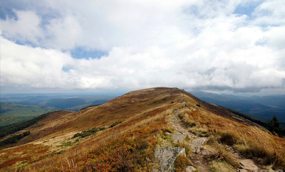Tourist attractions in Poland - Bieszczady