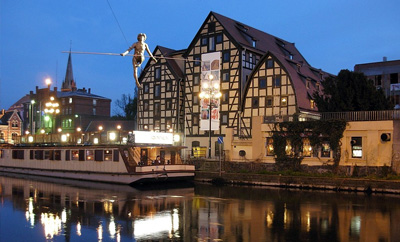 Tourist attractions in Poland - Bydgoszcz