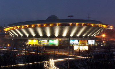 Tourist attractions in Poland - Katowice