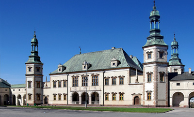 Tourist attractions in Poland - Kielce