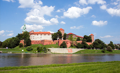 Tourist attractions in Poland - Cracow surroundings