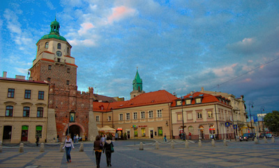 Tourist attractions in Poland - Lublin