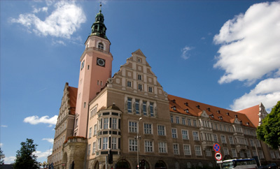 Tourist attractions in Poland - Olsztyn