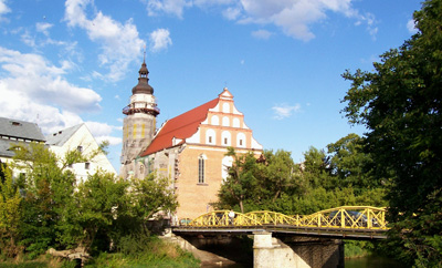 Tourist attractions in Poland - Opole
