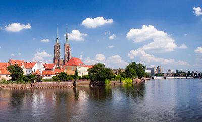 Tourist attractions in Poland - Wroclaw