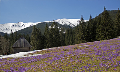 Tourist attractions in Poland - Zakopane and surroundings