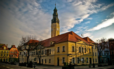 Tourist attractions in Poland - Zielona Góra
