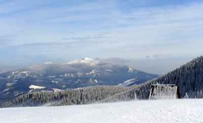 Tourist attractions in Poland - Beskid Slaski and Zywiecki